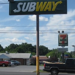 Subway Restaurants Front Royal Va