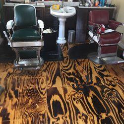 Photo Of Vintage Barber Shop   Cleveland, TN, United States