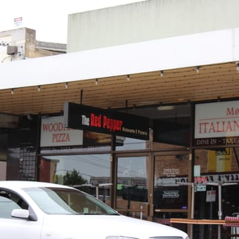Red Pepper Restaurante Italiano & Wood Fire Pizzeria | 457 Centre Rd, Bentleigh, Victoria 3204 | +61 3 9557 2299