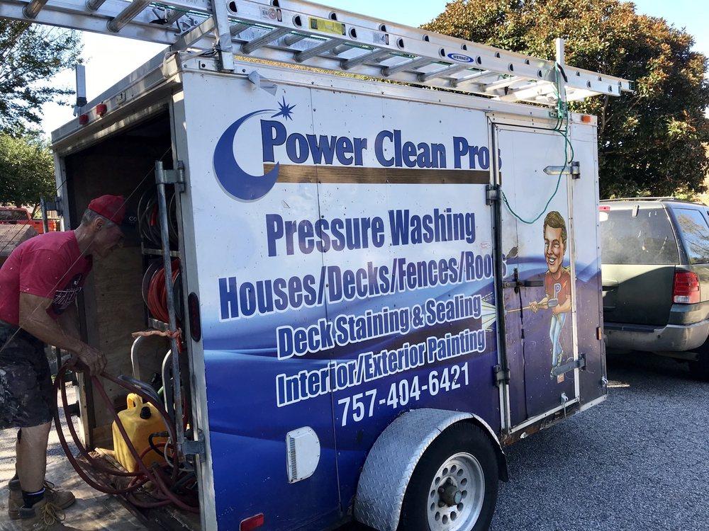 Power Clean Pro's