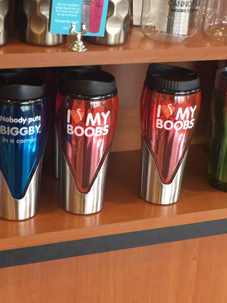 BIGGBY COFFEE: 1361 E Main St, Owosso, MI
