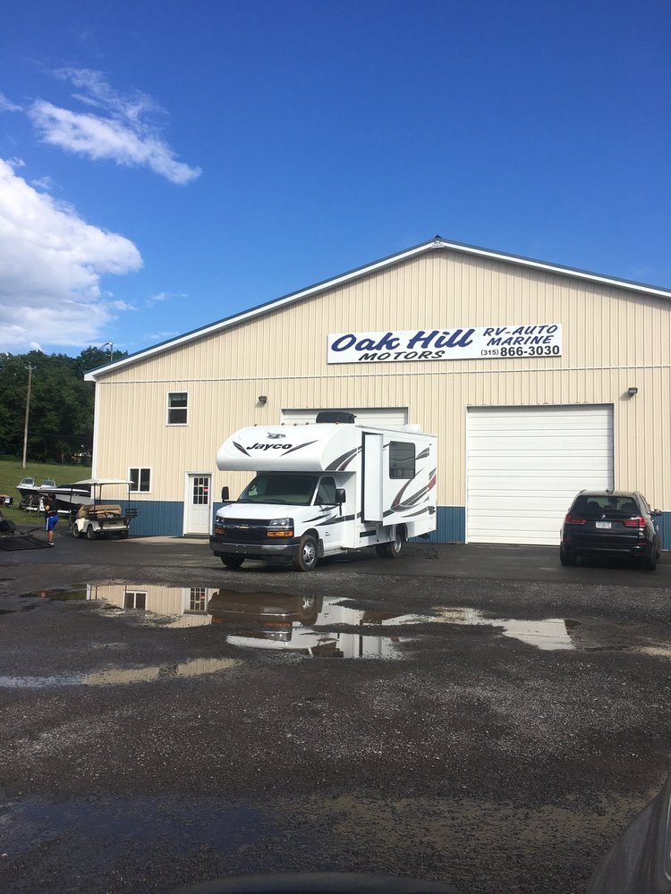 Oak Hill Sales & Transport: 4246 State Route 5, Frankfort, NY