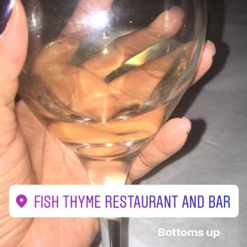 Fish thyme 185 photos 228 reviews cafes 3979 s for Fish thyme menu
