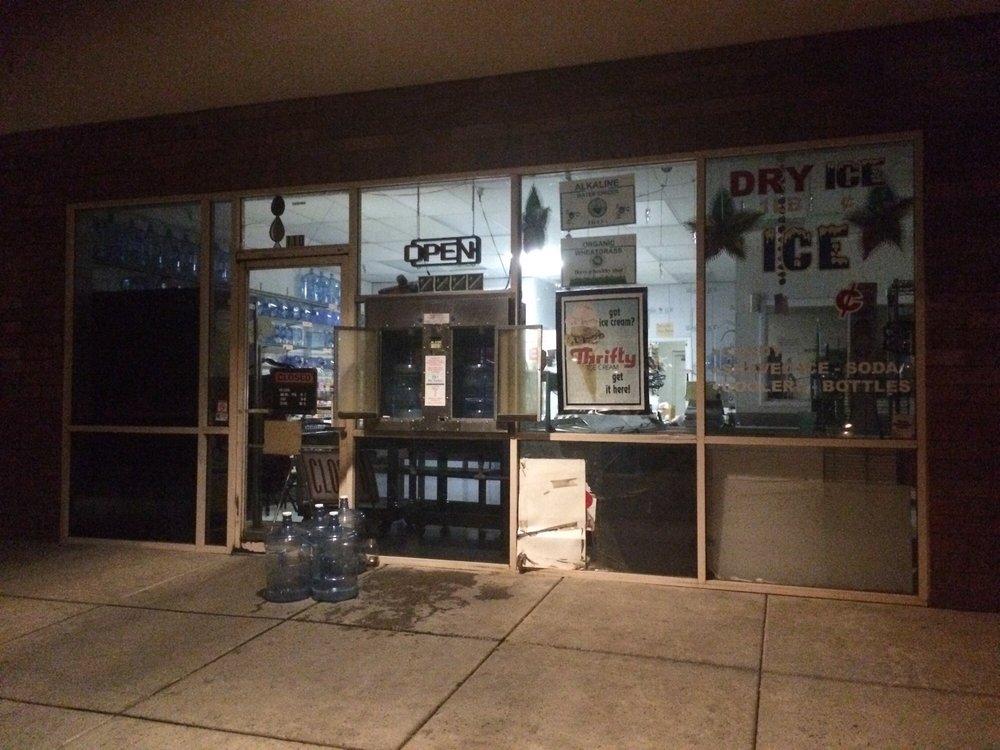 Water 'n Ice: 1140 N Higley Rd, Mesa, AZ