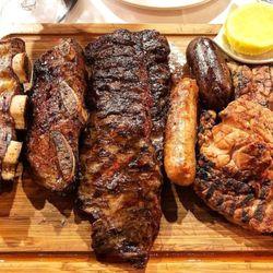 Photo Of Carlitos Gardel Argentine Steakhouse Los Angeles Ca United States Parrillada