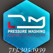 Before Photo of DM Pressure Washing & Striping - Houston, TX, United States. DM