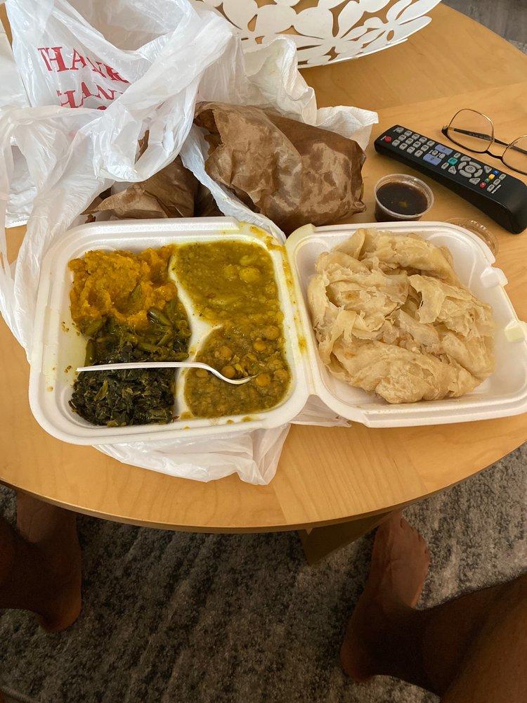 Singh's Roti Delight: 4244 N State Rd 7, Lauderdale Lakes, FL