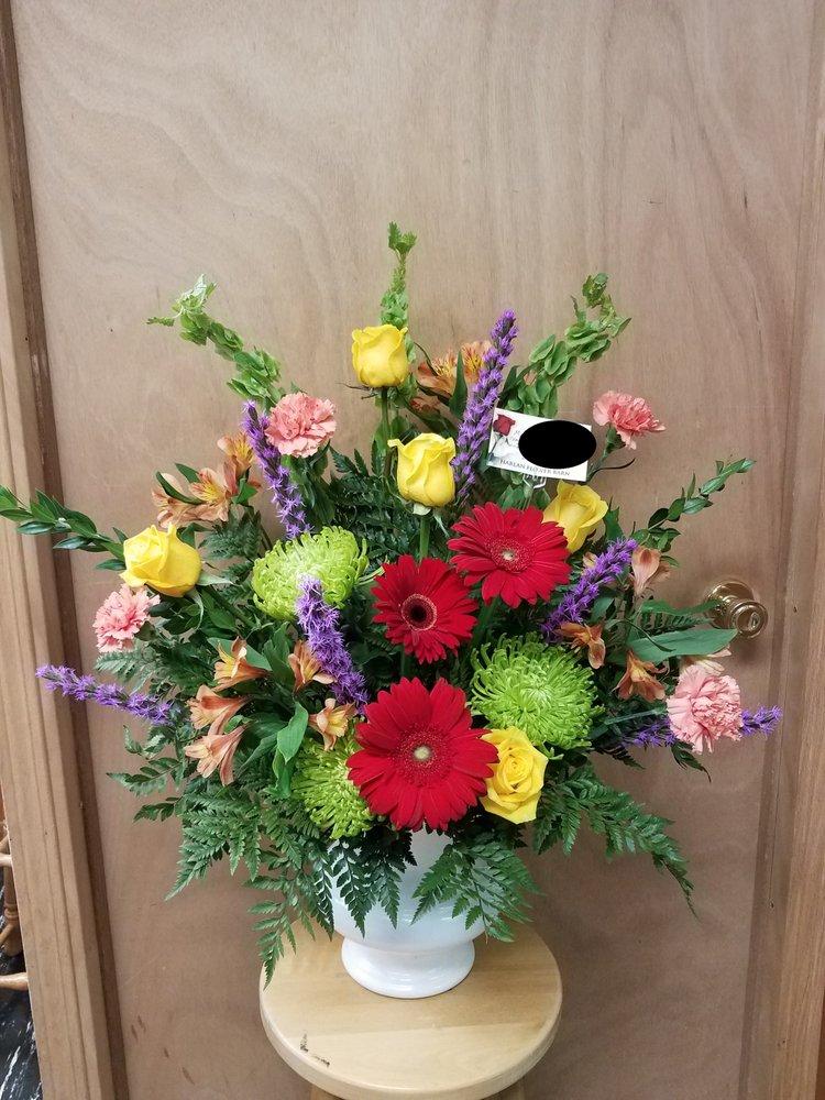 Harlan Flower Barn Apparel & Gift: 624 Market St, Harlan, IA