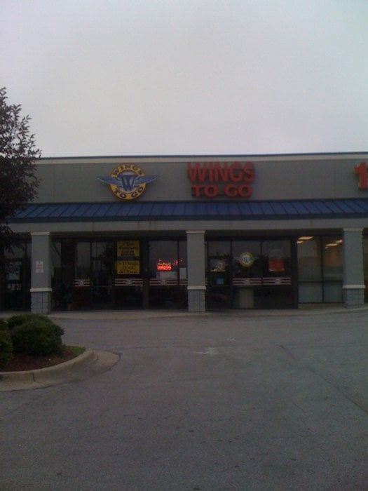 Photo Of Wings To Go Huntsville Al United States