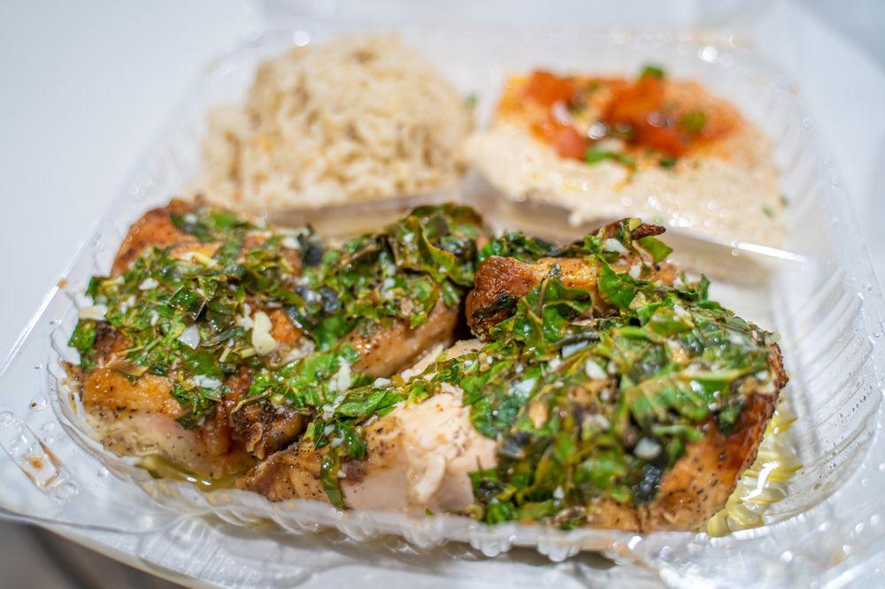 Chicken Maison: 2709 Manhattan Beach Blvd, Redondo Beach, CA