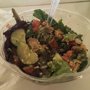 photo of frame gourmet eatery new york ny united states my salad