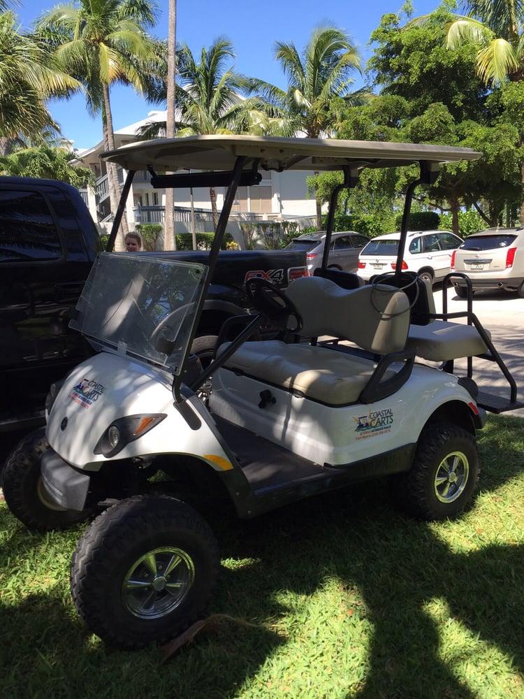 Coastal Carts Golf Cart Rentals 16611 S Tamiami Trl