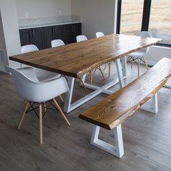 Photo Of Four Corner Furniture   Bozeman, MT, United States. Modern Live  Edge