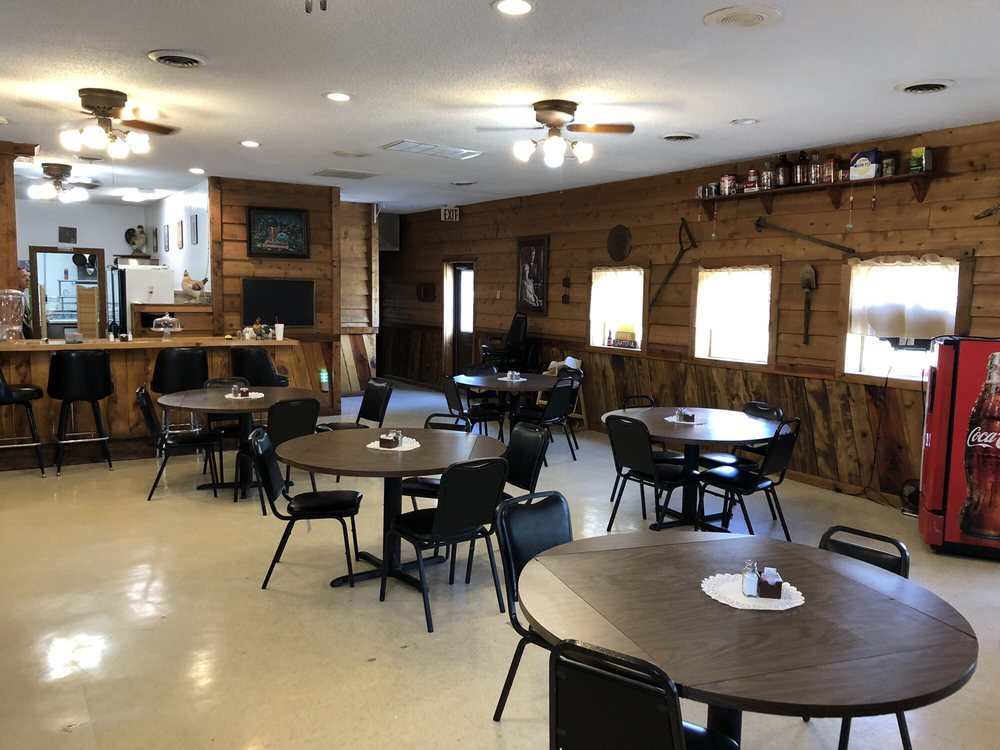 Route 45 Cafe: 7211 US-45, Carrier Mills, IL