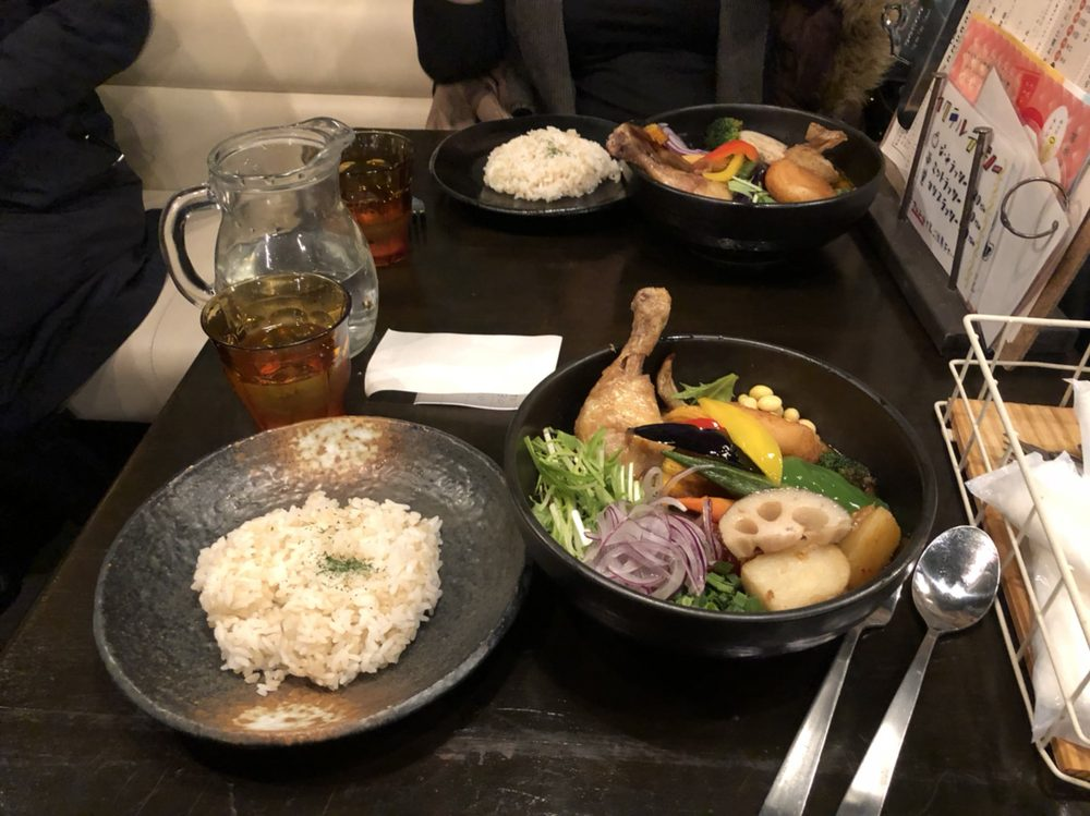 Rojiura Curry Samurai 下北沢店