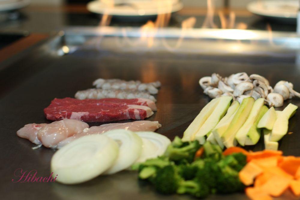 Kobe Steak & Sushi: 465 Cherokee Pl, Cartersville, GA