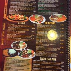 Acp Mexican Food Avon