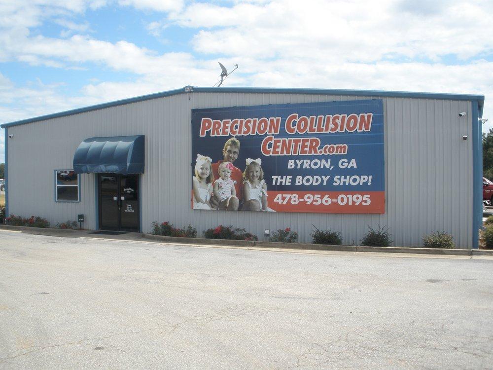 Precision Collision Center: 230 Georgia Hwy 49 N, Byron, GA