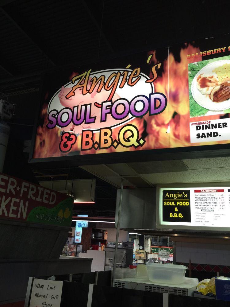 Soul Food Restaurants Near Baltimore