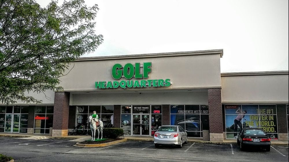 Golf Headquarters: 13110 Shelbyville Rd, Louisville, KY