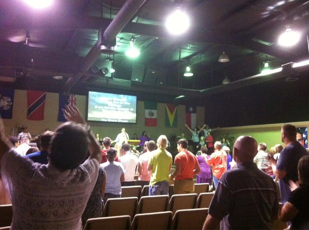 The Grand Church: 205 1st Ave, Kinder, LA