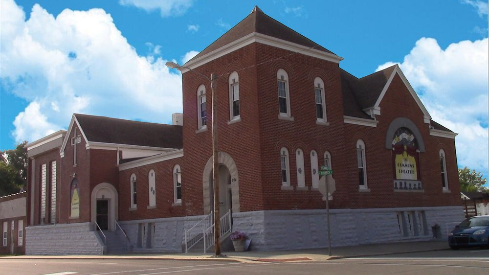The Commons Theatre: 204 W Church St, Alexandria, IN