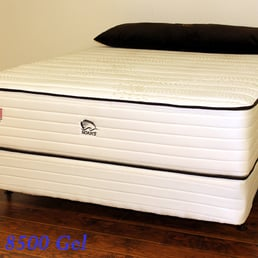 Memory Foam Mattresses With Cooling Gel For Temperature