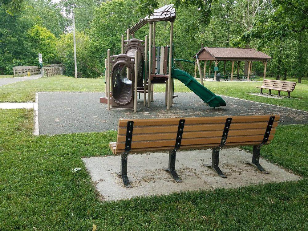 McCarthy Park: 301 N Cherry St, Marysville, OH