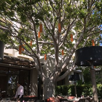 Photo Of Oak Grill Newport Beach Ca United States Patio