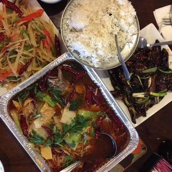 Photo Of Magic Wok Chinese Restaurant Johnson City Tn United States Fried