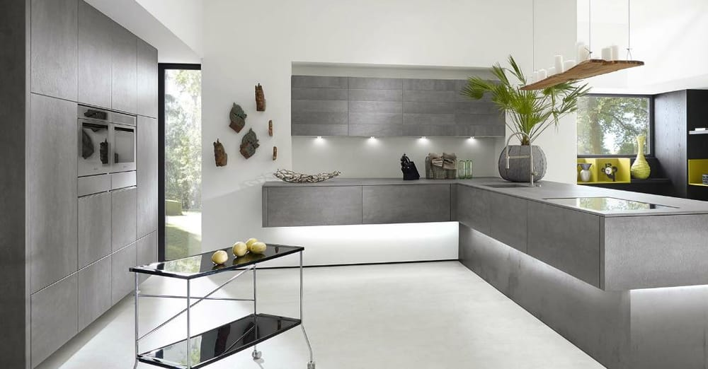 alno schwebende k che mit beton optik yelp. Black Bedroom Furniture Sets. Home Design Ideas