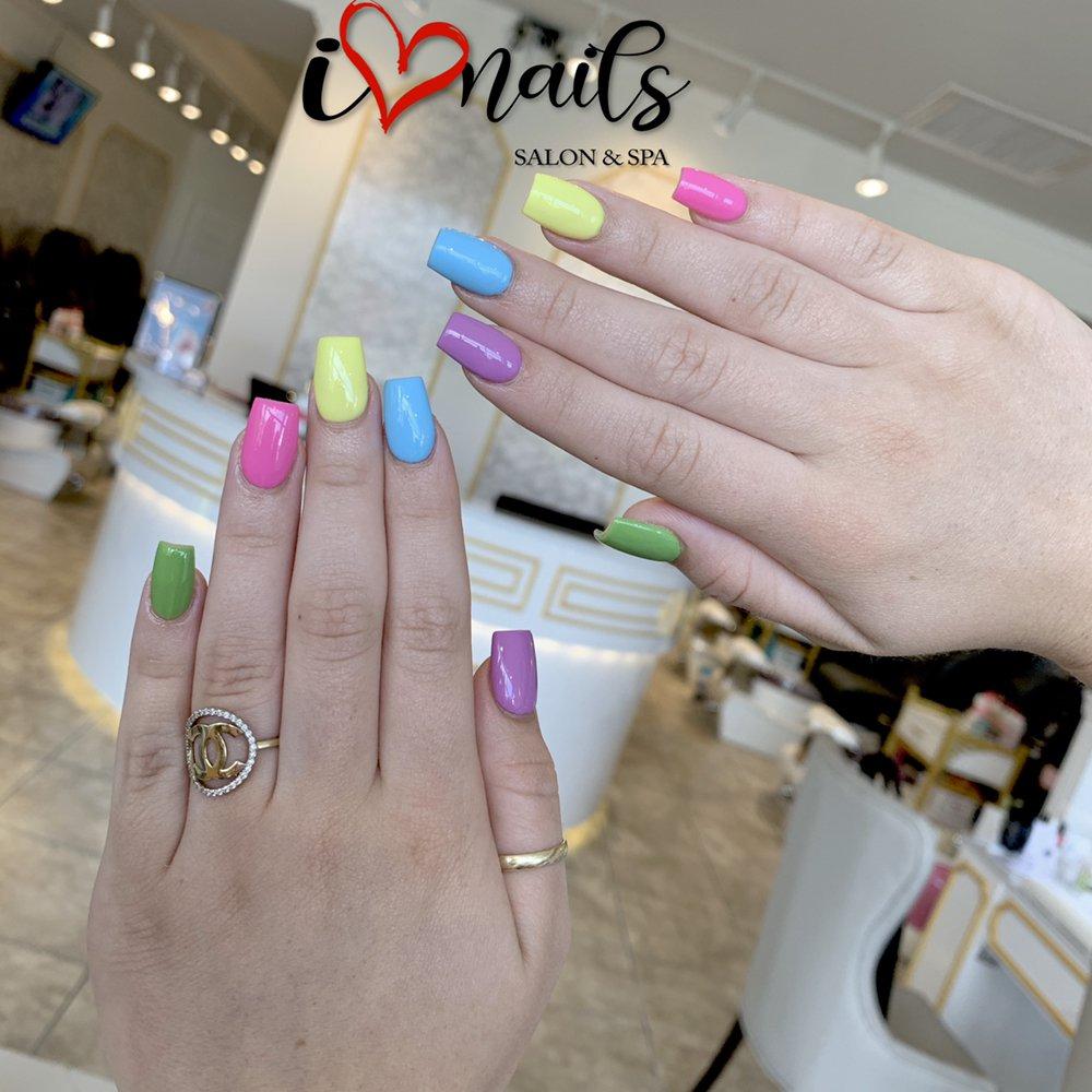 I Heart Nails Salon & Spa: 12910 Factory Ln, Louisville, KY