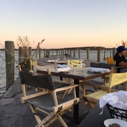 Photo Of Scrimshaw Restaurant Greenport Ny United States The View From