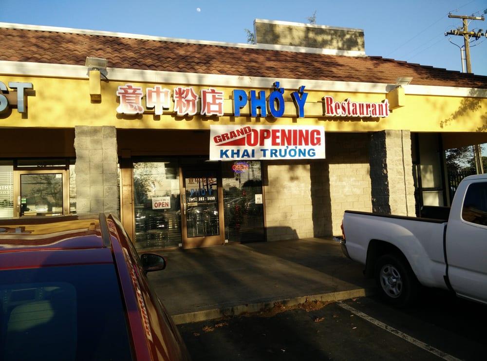 Pho Restaurant In Stockton Ca