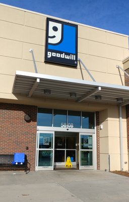 Goodwill Industries Of The Southern Piedmont 5808 University Pointe