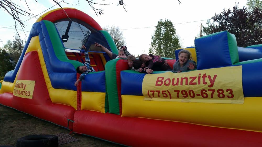 Bounzity Bounce House Rentals