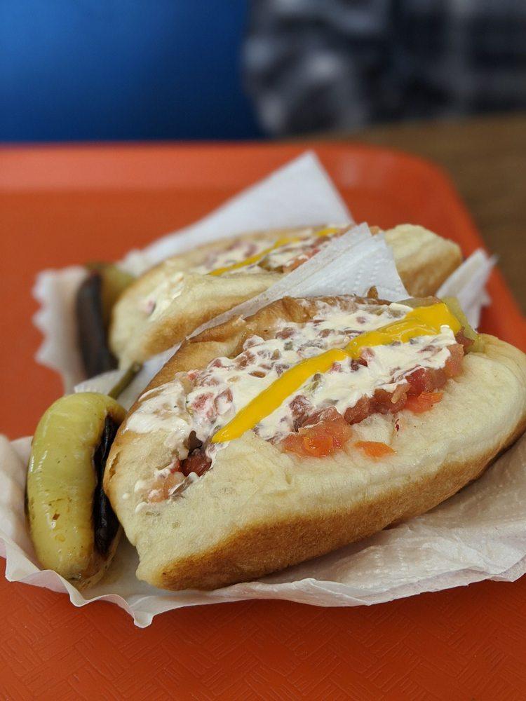 Chuyito's Hot Dogs: 510 W Mariposa Rd, Nogales, AZ