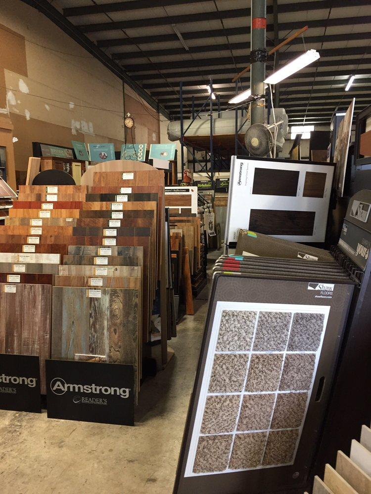 B & B Flooring Warehouse