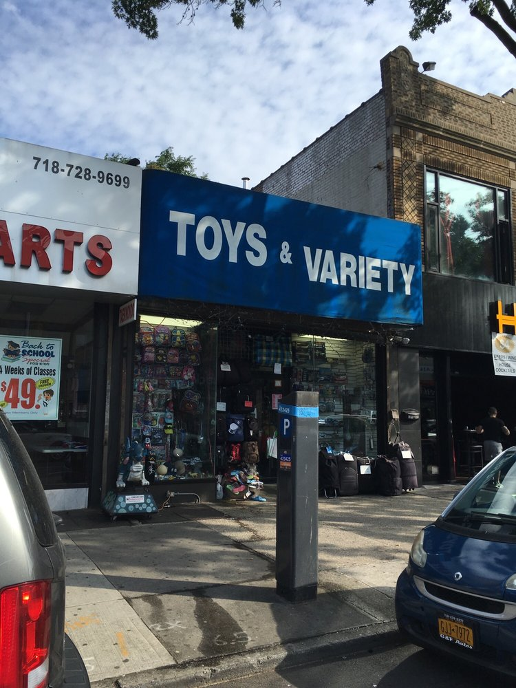 Toys And Bags Corp: 2845 Steinway St, Astoria, NY