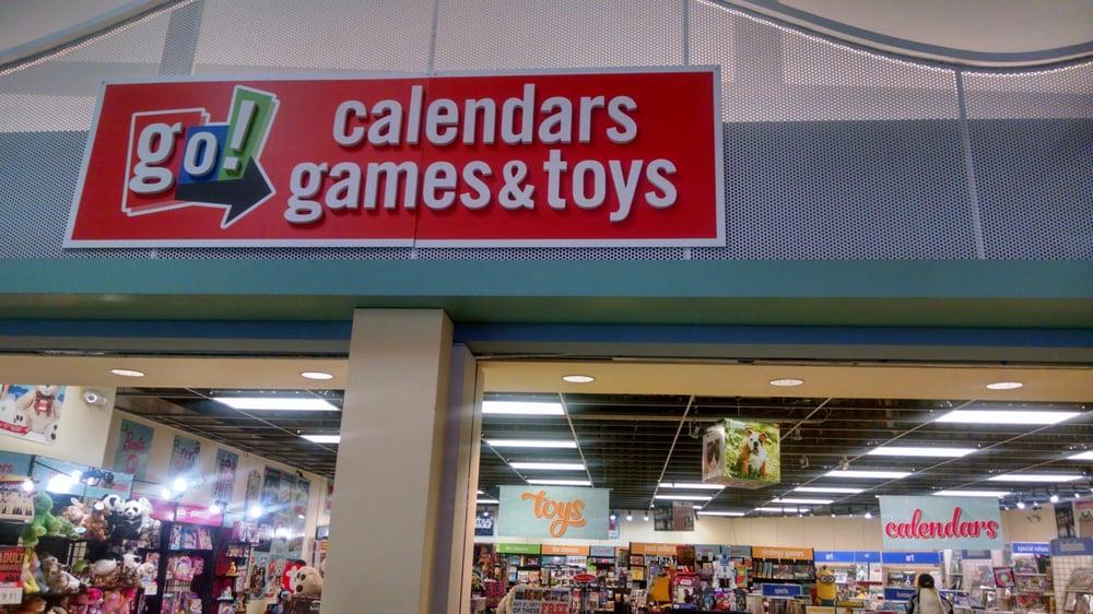 Go Calendars & Games & Toys & Books - Toy Stores - 11713 U ...