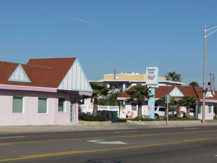 Travelers Inn Daytona Beach Fl