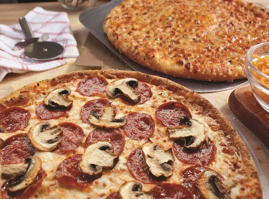 Domino's Pizza: 2619 N Bryant Blvd, San Angelo, TX