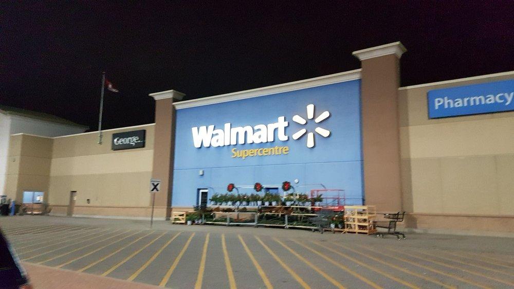 Walmart: 7100 Tecumseh Road E, Windsor, ON