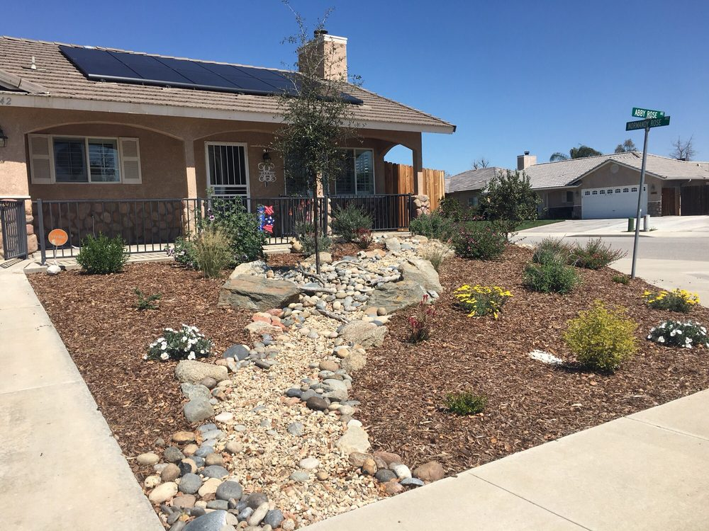 Magana Landscape Corporation: 10413 Cave Ave, Bakersfield, CA