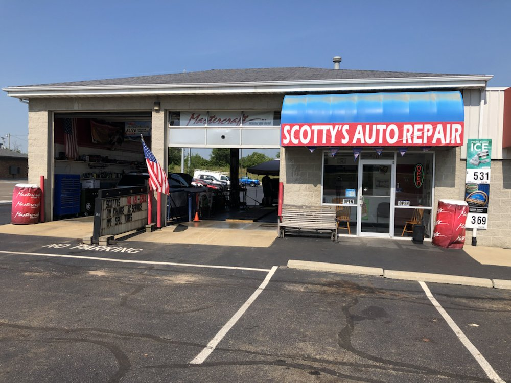 Scotty's Auto Repair: 24829 US Highway 23 S, Circleville, OH