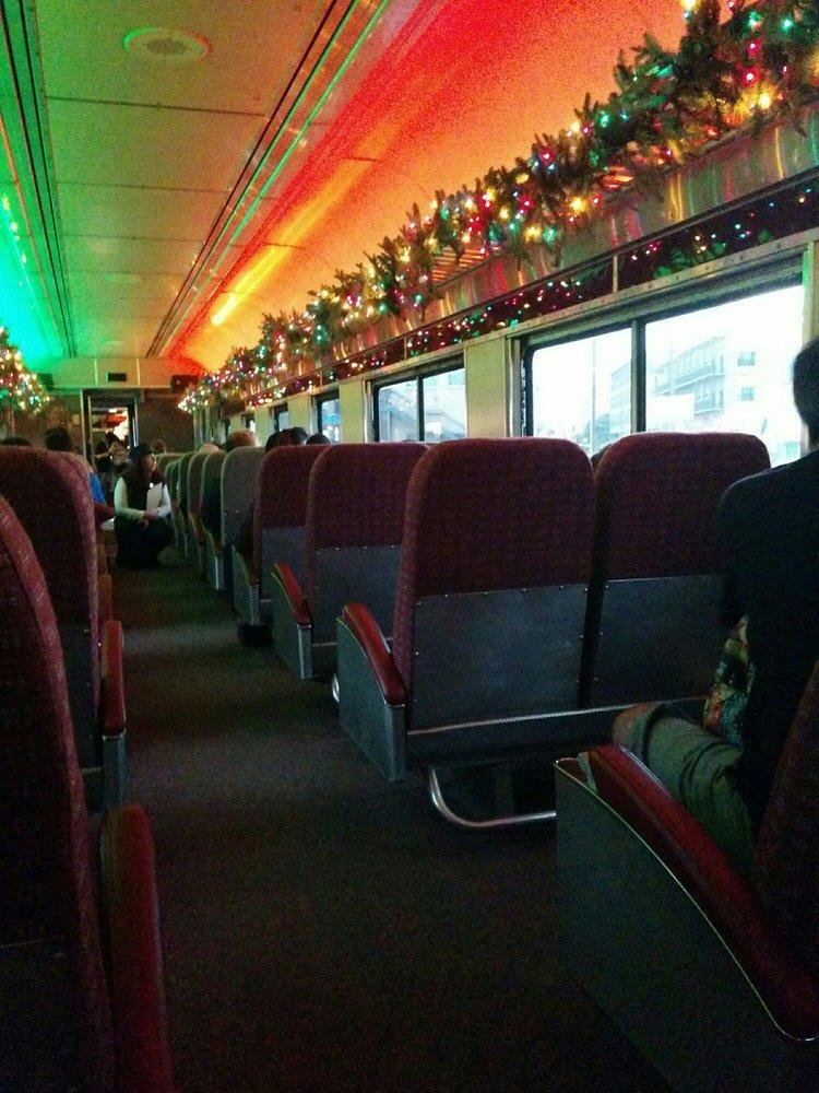 Inside The Train Yelp