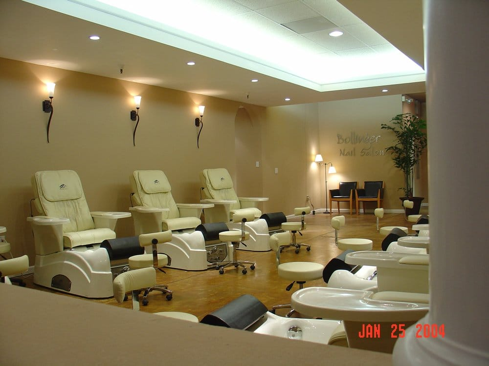 Bollinger nail salon 76 reviews nail salons 18080 for 76 salon mid valley