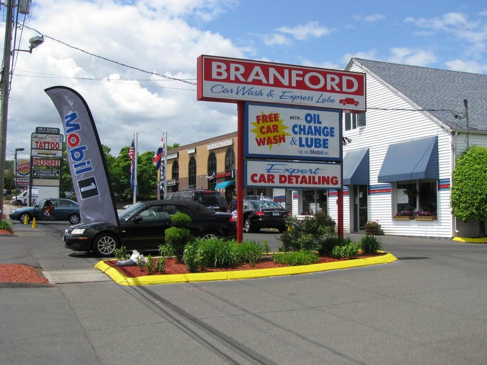Branford Car Wash & Express Lube