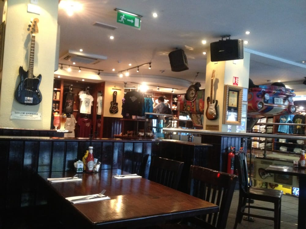 Hard Rock Cafe Dublin Reservations