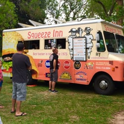 The Squeeze Inn Food Truck